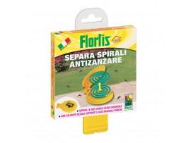 Кутия-Стойка за разделяне на спирали, прогонващи комари – Flortis 1 бр.