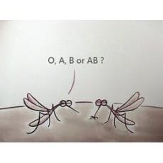 Комарите предпочитат ли определена кръвна група?