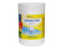Вода в плувни басейни - POOL pH-плюс коректор на най-добра цена