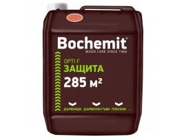 Дървояди - БОХЕМИТ Опти еф BOCHEMIT OPTI F – КОНЦЕНТРАТ за защита на дървесината от гниене, дървояди, дървоядни гъби, плесен, мухъл, термити и дърворазрушаващи насекоми за 285 кв.м. - 5 кг. на най-добра цена