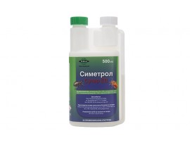 Хлебарки - Симетрол Супер ЕВ за дървеници, бълхи и хлебарки - 500 мл. на най-добра цена