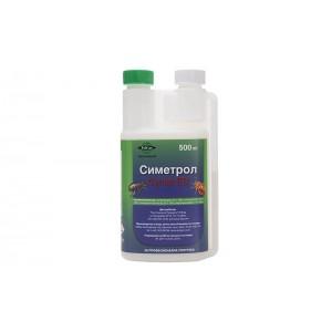 Симетрол Супер ЕВ за дървеници, бълхи и хлебарки - 500 мл. на най-добра цена