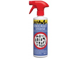 Хлебарки - Нокаут Универсал Knockout Universal - Унищожител на креватни дървеници  500 мл. на най-добра цена