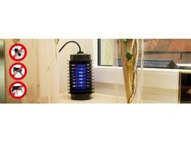 Електронни устройства срещу комари - Професионална инсектицидна лампа убиваща летящи насекоми (мухи, комари и др.) до 50 кв.м. Gardigo - Германия на най-добра цена