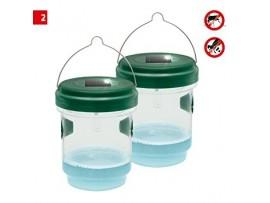 Еко продукти - 2 бр. Соларни капани за оси и комари GARDIGO  на най-добра цена