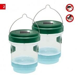 2 бр. Соларни капани за оси и комари GARDIGO  на най-добра цена