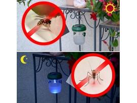 Еко продукти - Соларен безопасен капан за оси и комари GARDIGO  на най-добра цена