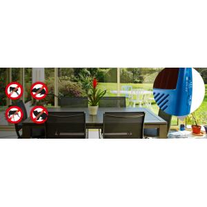 Соларен уред против мишки и плъхове, комари, хлебарки и белки VARIO, 3 в 1, Gardigo  на най-добра цена