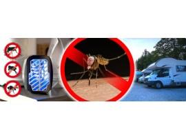 Борба с комари - Преносима инсектицидна лампа убиваща комари и бълхи до 30 кв.м. Gardigo - Германия на най-добра цена