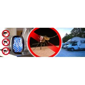 Преносима инсектицидна лампа убиваща комари и бълхи до 30 кв.м. Gardigo - Германия на най-добра цена