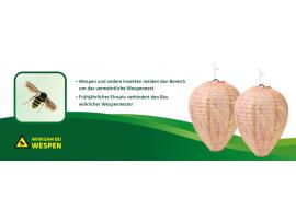 GARDIGO Германия - Изкуствен кошер срещу оси - 2 бр. на най-добра цена