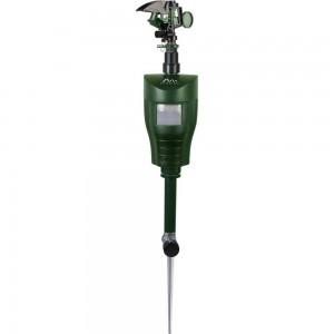 Уред на батерии за прогонване на птици, котки, кучета и диви животни с вода, Gardigo за 60 кв.м на най-добра цена