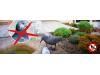 Плашило за дребни птици (гълъби, косове, синигери и др.)  във формата на Гарван в естествен размер. (4) на най-добра цена