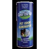 Clear-the-Air гранули - Обезмирисител елиминира миризма на урина, изпражнения, на куче, цигарен дим, плесен и други неприятни миризми