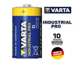 "Алкална батерия VARTA INDUSTRIAL PRO, размер размер ""D"" (R20) - 1 бр."