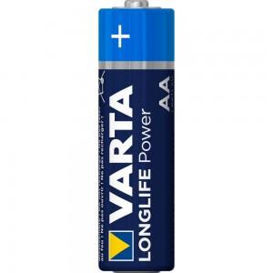 """Алкална батерия VARTA LONGLIFE, размер """"AA"""" - 1 бр. на най-добра цена"""
