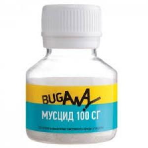 Препарат за мухи Мусцид 100 СГ 25 гр. на най-добра цена