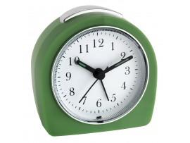 Часовници - Аналогов часовник-будилник, безшумен - 60.1021.04 на най-добра цена