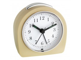 Часовници - Аналогов часовник-будилник, безшумен - 60.1021.09 на най-добра цена