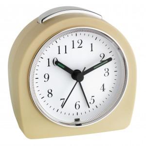 Аналогов часовник-будилник, безшумен - 60.1021.09 на най-добра цена