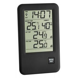 """Безжичен термометър за басейн """"MALIBU"""" - 30.3053.IT на най-добра цена"""