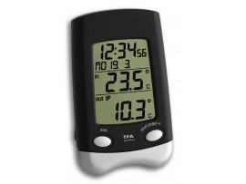 Всички продукти - WAVE- Безжичен външен термометър с час и дата - 30.3016.01.IT на най-добра цена