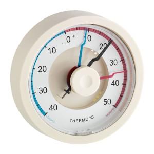 Биметален термометър за минимална и максимална температура - 10.4001 на най-добра цена