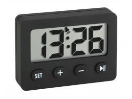Часовници - Цифров таймер с часовник - 60.2014.01 на най-добра цена