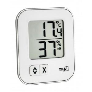 """Цифров термометър-хигрометър """"MOXX"""" - 30.5026.02 на най-добра цена"""