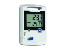Всички продукти - LOG 10 - Дата логер за температура, сертификат за калибриране - 31.1046 на най-добра цена