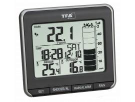 """TFA Dostmann - Германия - Дигитален дъждомер, с безжични датчици """"RAINMAN"""" - 47.3004.01 на най-добра цена"""
