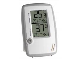 Хидромери - Дигитален мин-макс термометър - хигрометър - 30.5015 на най-добра цена