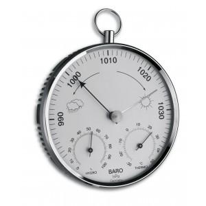Доматик-Барометър, Термометър, Хидрометър - 20.3006.42 на най-добра цена