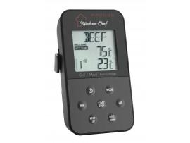 TFA Dostmann - Германия - Електронен радио-управляем термометър и таймер за готвене - 14.1504 на най-добра цена
