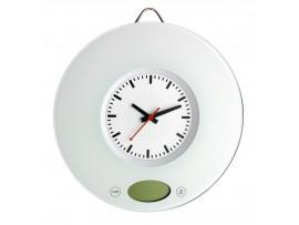 Часовници - Кухненска везна с кварцов часовник - 60.3002 на най-добра цена
