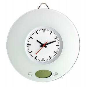 Кухненска везна с кварцов часовник - 60.3002 на най-добра цена