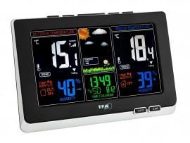 """TFA Dostmann - Германия - Метеорологична станция, цветна """"SPRING"""" - 35.1129.01 на най-добра цена"""