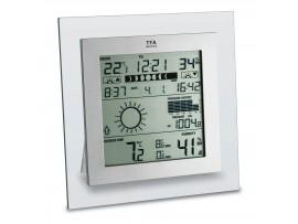 """TFA Dostmann - Германия - Метеорологична станция """"SQUARE PLUS"""" - 35.1121.IT на най-добра цена"""