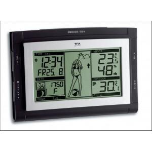 """Метеорологична станция """"Weather Girl XS"""" - 35.1064.01.51.IT на най-добра цена"""