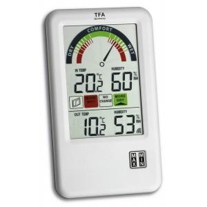 """Метеорологична станция с анализ на въздуха """"BEL-AIR"""" - 30.3045.IT на най-добра цена"""