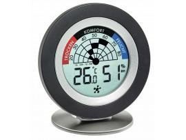 """Всички продукти - WEATHER HUB-Предавател за температура и влажност """"COSY Radar"""" - 30.5043.01 на най-добра цена"""
