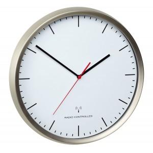 Радио-управляем, стенен часовник - 60.3521.02 на най-добра цена