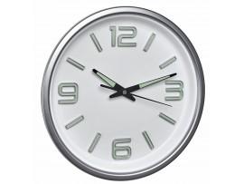 Часовници - Стенен часовник - безшумен, фосфоресциращи стрелки - 60.3040 на най-добра цена