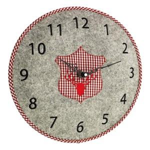 Стенен часовник от филц, елен - 60.3025.10 на най-добра цена