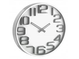 Часовници - Стенен часовник с метална конструкция - 60.3016 на най-добра цена
