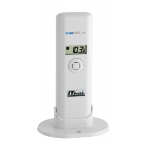 Tемпературен предавател 868MHz с дисплей и кабелен сензор - 30.3181.IT на най-добра цена