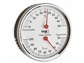 За външна употреба - Термометър - хидрометър - 45.2041.42 на най-добра цена