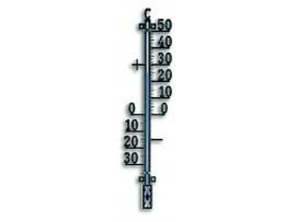 Термометри - Термометър метален, черен - 12.5002.01 на най-добра цена