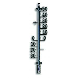 Термометър метален, черен - 12.5002.01 на най-добра цена