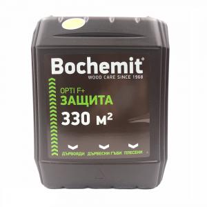 БОХЕМИТ Опти еф BOCHEMIT OPTI F – КОНЦЕНТРАТ за защита на дървесината от дървояди и др. за 330 кв.м. - 5 кг. на най-добра цена